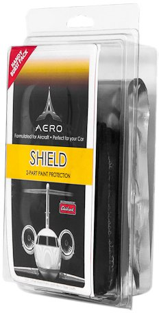 Aero 5886 Shield Catalyzed Paint Protectant by AERO