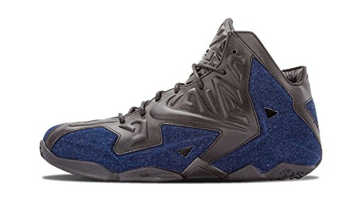 Nike Lebron 11 Ext Denim Qs - Us 8.5