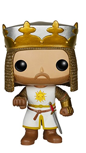 Funko Monty Python and The Holy Grail - King Arthur (Monty Python And The Holy Grail Horse)