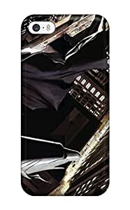 Hot Fashion HemgwzW9315wXjsD Design Case Cover For Iphone 5/5s Protective Case (batman Watching)