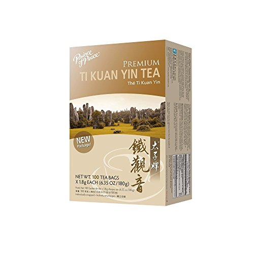 Prince of Peace® Premium Ti Kuan Yin Tea 100ct