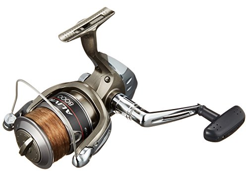 SHIMANO ALIVIO 8000 Spinning Reel Japan Import