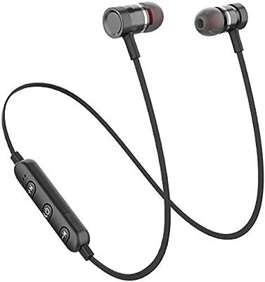 Auriculares Bluetooth, Auriculares deportivos inalámbricos ...