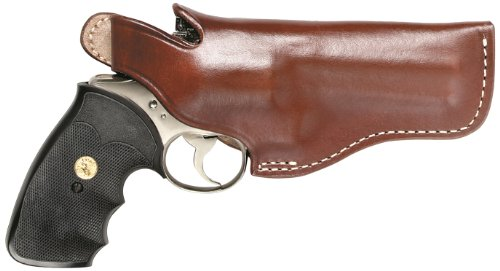 olster for Ruger Redhawk with 7.5-Inch Barrel, Walnut Oil, Right (7.5 Inch Barrel)