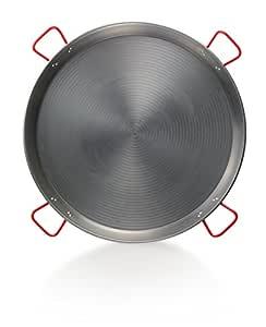 Garcima 5020079 - Paellera valenciana de 115 cm pulida para ...