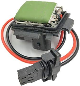 HZYCKJ Resistencia del motor del ventilador del calentador de control del ventilador del automóvil OEM # 7701046941 ...