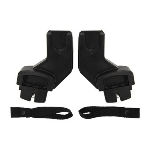 Oyster Max Lower Carseat Adaptors for Maxi Cosi Pebble, BeSafe Izi Go & Cybex Aton Carseats by BabyStyle
