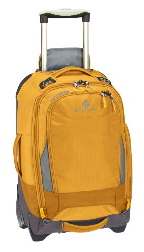 Price comparison product image Eagle Creek Luggage Flip Switch Wheeled Backpack 22,  Ochre,  One Size