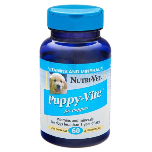 Nutri-Vet Puppy-Vite Chewable, My Pet Supplies