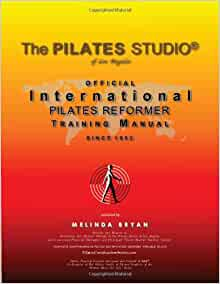 Pilates reformer training manual official international training flip to back flip to front fandeluxe Images