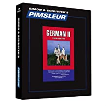 Pimsleur German Level 2 CD: Learn to Speak and Understand German with Pimsleur Language Programs