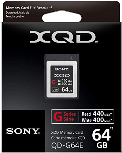 Sony Professional XQD G Series: Amazon.es: Electrónica