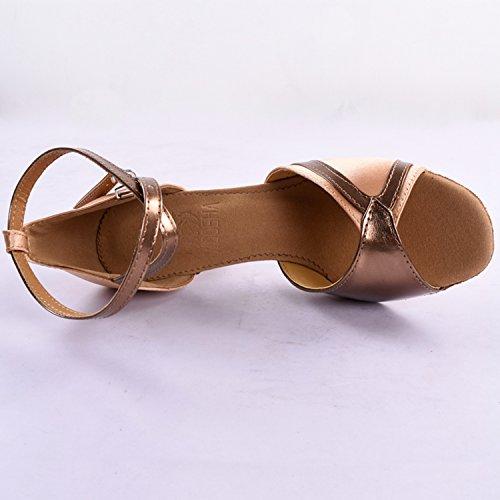 Kevin Fashion ,  Damen Tanzschuhe , Beige - beige - Größe: 35.5