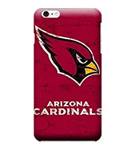 Diy Best Case iPhone 6 Plus case cover, NFL - Arizona Cardinals Distressed - iPhone 6 Plus case cover - bC1KVqwSaMk High Quality PC case cover by shannon fry