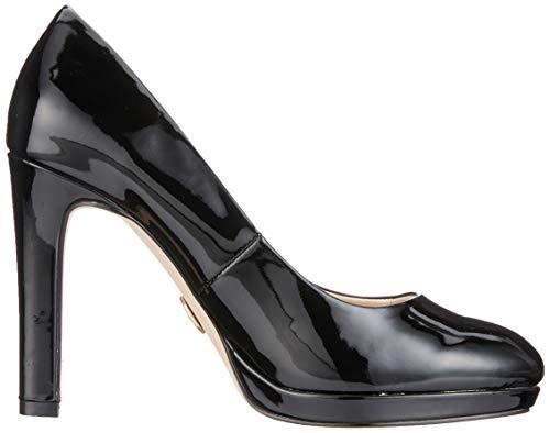 Tacón Para black Zapatos Buffalo 000 H748 New 01 Mujer Negro 1 De pnHqZT