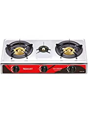 Smart Gas Cooker - Three torch