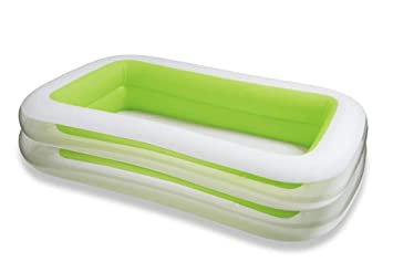 Intex 56483NP - Piscina (Piscina Hinchable, Rectangular ...