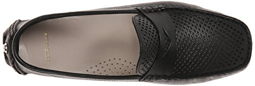 Cole Haan Womens Trillby Driving Penny Loafer Nero