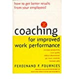 img - for [(Coaching for Improved Work Performance)] [Author: Ferdinand F. Fournies] published on (December, 1999) book / textbook / text book