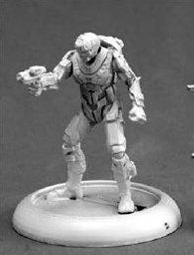 Blood Nebula Mercenary MINT/New