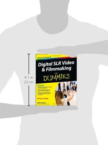 Digital Slr Video And Filmmaking For Dummies Pdf