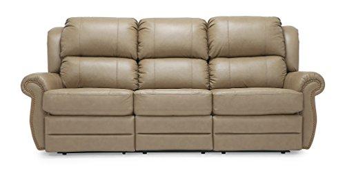 Michigan Classic Sofa (Michigan 40014 Sofa Recliner, Classic Sandstone)