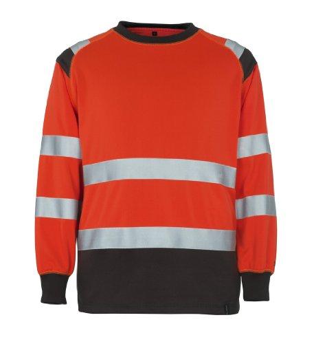 MASCOT® Montijo Safe Young Warnschutz Sweatshirt EN 471 Kl 22
