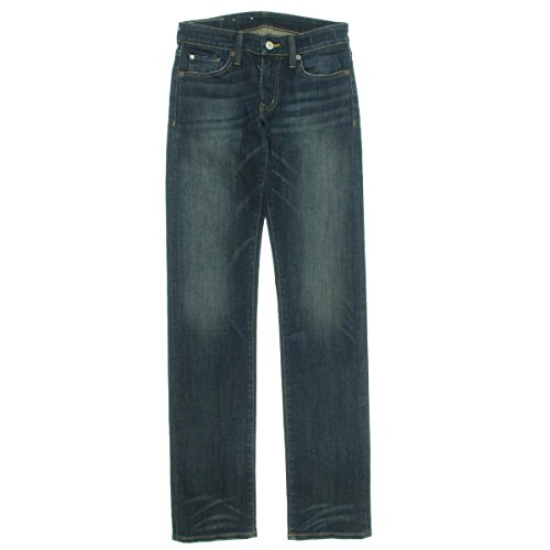 Lauren Straight Leg Jeans (Denim & Supply Ralph Lauren Womens Denim Straight Leg Jeans Blue 25/32)