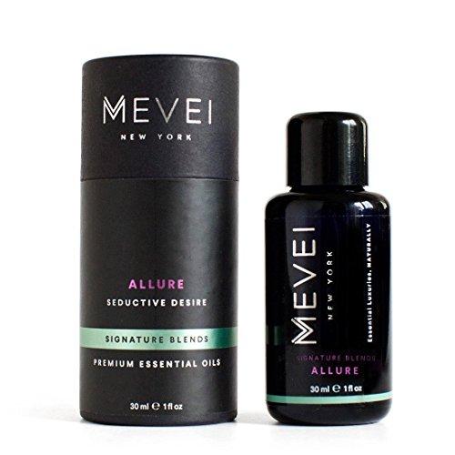(MEVEI | ALLURE - Seductive Desire | Luxury Essential Oil Blend for Electric Passion | 100% Pure and Natural (1 fl oz/30 ml))