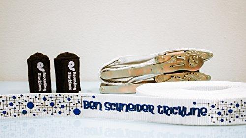 Ben Schneider Slackline Trick Line Pro Kit by Ascending Slacklines