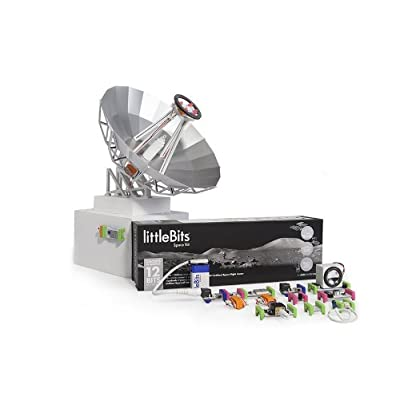 littleBits Electronics Space Kit: Toys & Games