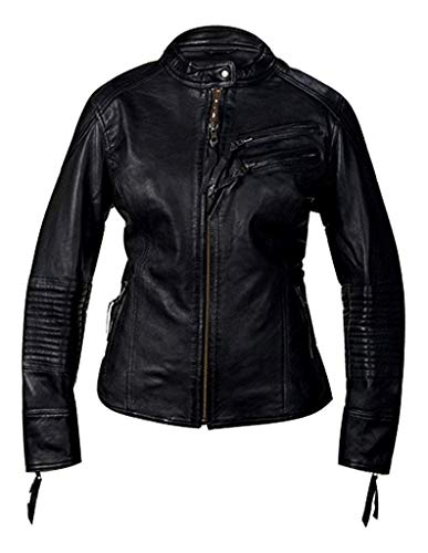 STS Ranch Wear Womens WSL Ladies STS Betty Black Jacket STS5932