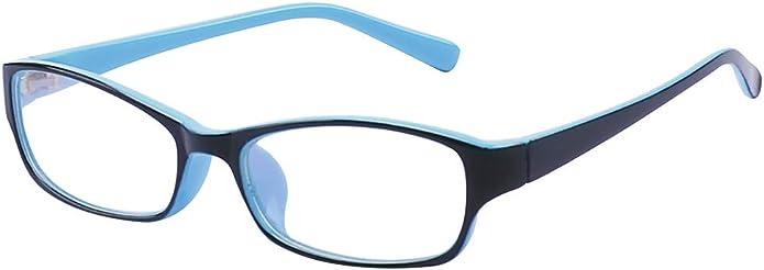 Outray 3 Pack Kids Children Nerd Retro Clear Lens Eye Glasses Age 3-10