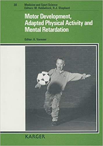 Descargar Desde Utorrent Motor Development, Adapted Physical Activity And Mental Retardation It PDF