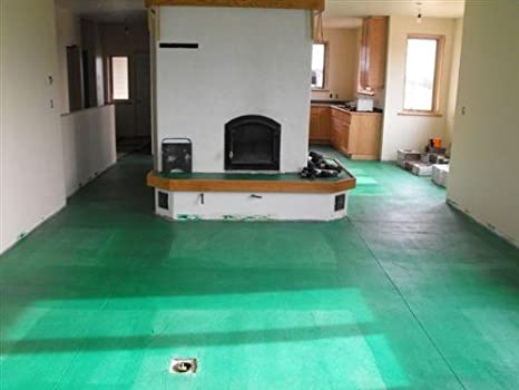 Green Seel Waterproofing and Anti Fracture Tile Membrane - Floors and Shower waterproofing