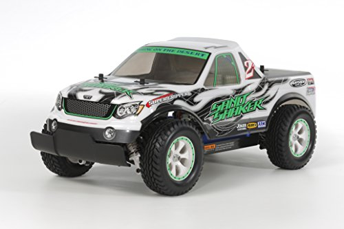 Tamiya Sand Shaker 1/10 Scale Rc Racing Truck 4wd (Car Racing Tamiya)