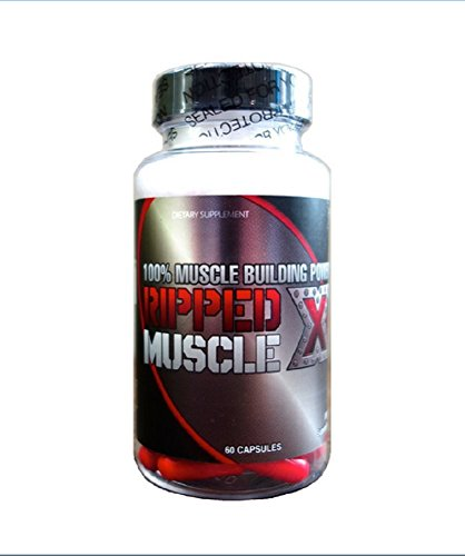 Ripped Muscle X, 60 Capsules