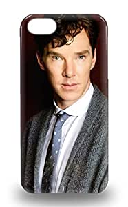 Iphone Anti Scratch 3D PC Case Cover Protective Benedict Cumberbatch The United Kingdom Male Ben Can T Keep It Inside 3D PC Case For Iphone 5/5s ( Custom Picture iPhone 6, iPhone 6 PLUS, iPhone 5, iPhone 5S, iPhone 5C, iPhone 4, iPhone 4S,Galaxy S6,Galaxy S5,Galaxy S4,Galaxy S3,Note 3,iPad Mini-Mini 2,iPad Air ) Kimberly Kurzendoerfer