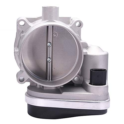 ECCPP Electric Throttle Body Air Control Assembly Fit 2005-2013 Chrysler 300/2006-2013 Dodge Charger /2006-2010 Jeep Commander OE 4591847AC