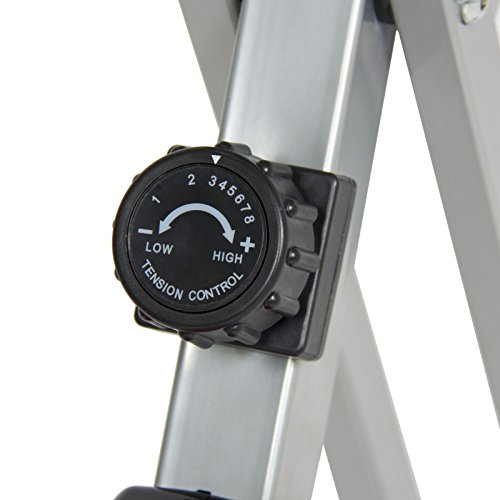 Total Body 2-IN-1 Vertical Climber Magnetic Exercise Bike Fitness Machine by BUY JOY (Image #5)'