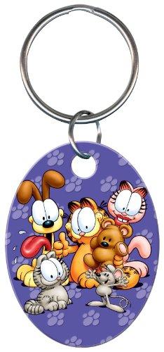 Garfield & Friends Keychain (KC-G4) -