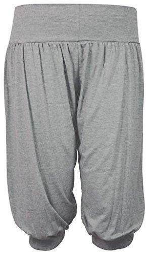 Fashion & Freedom - Pantalón - para mujer gris
