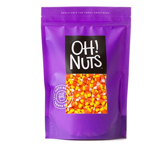 Oh! Nuts Gourmet Halloween Candy Corn 64 Ounces | 4 LB Bulk Wholesale Pricing -