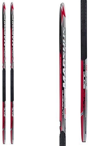 Madshus Ultrasonic Skate Ski, 180cm, Black/White/Red ()