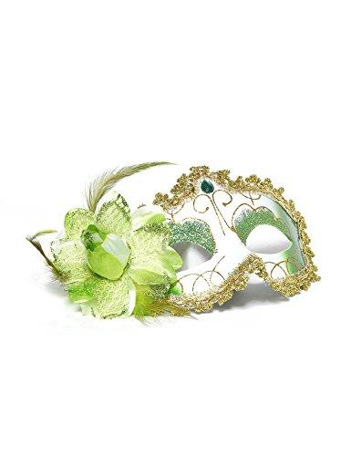 Jeven (Green Masquerade Masks)
