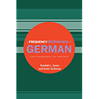 A Frequency Dictionary of German: Core Vocabulary for Learners (Routledge Frequency Dictionaries) (German Edition)