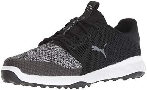 Puma Golf Men's Grip Fusion Sport Golf Shoe, puma Black