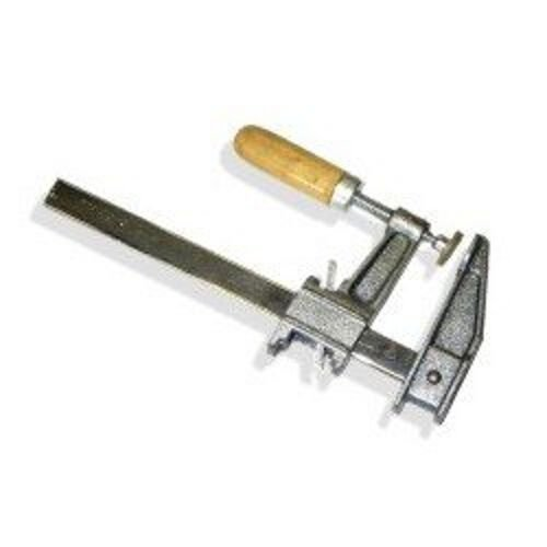 12'' Inch Bar Clamp Heavy Duty Woodworking Wood Carpenter Tools
