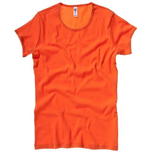 Bella Baby Rib Fashion Ladies T Shirt