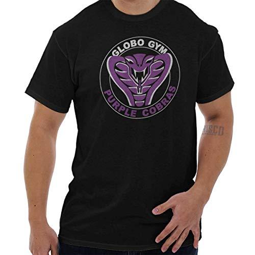 Globo Gym Purple Cobras Average Joes Gym T